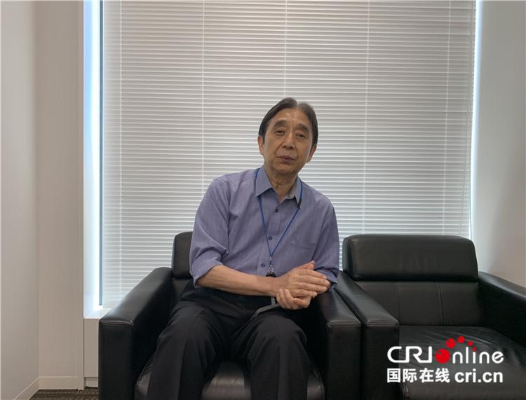 西园寺一晃:中国的崛起就是和平崛起