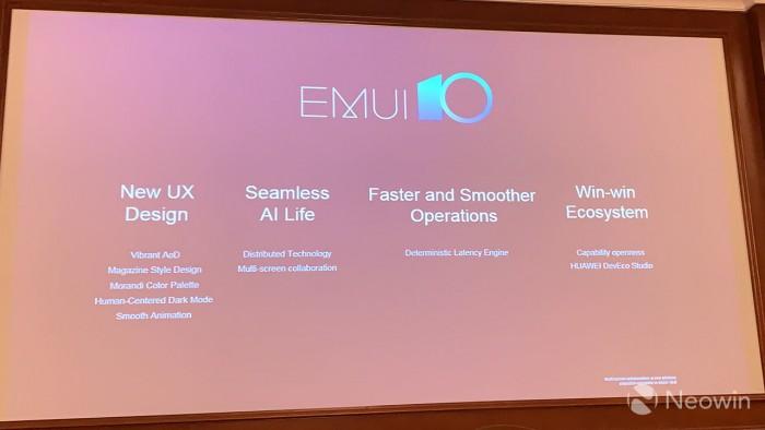 初探华为EMUI 10:全新UX设计 交互更流畅