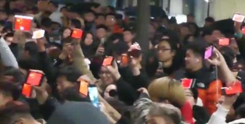 多国侨胞:向香港暴乱说不 网友:爱国不分海内外