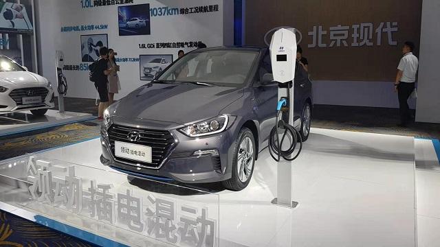 合资车企在华新趋势:现代、大众和丰田扎堆新能源车