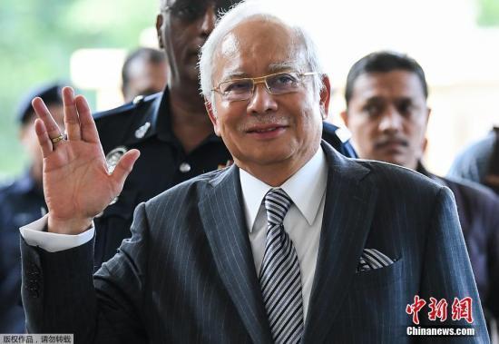 吉隆坡高庭开审一马案 纳吉布涉案金额逾5亿美元