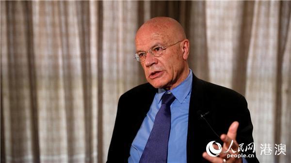 马丁·雅克:只有积极融入国家发展,香港的未来才有保证
