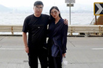 何雯娜回应未婚夫身材 疑似间接否认怀孕传闻