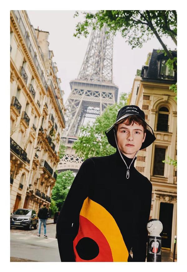 时尚进化:皮尔·卡丹将携带全新系列对话年轻人