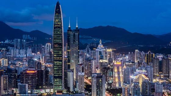 外媒:深圳为中国城市树立更大胆改革的榜样