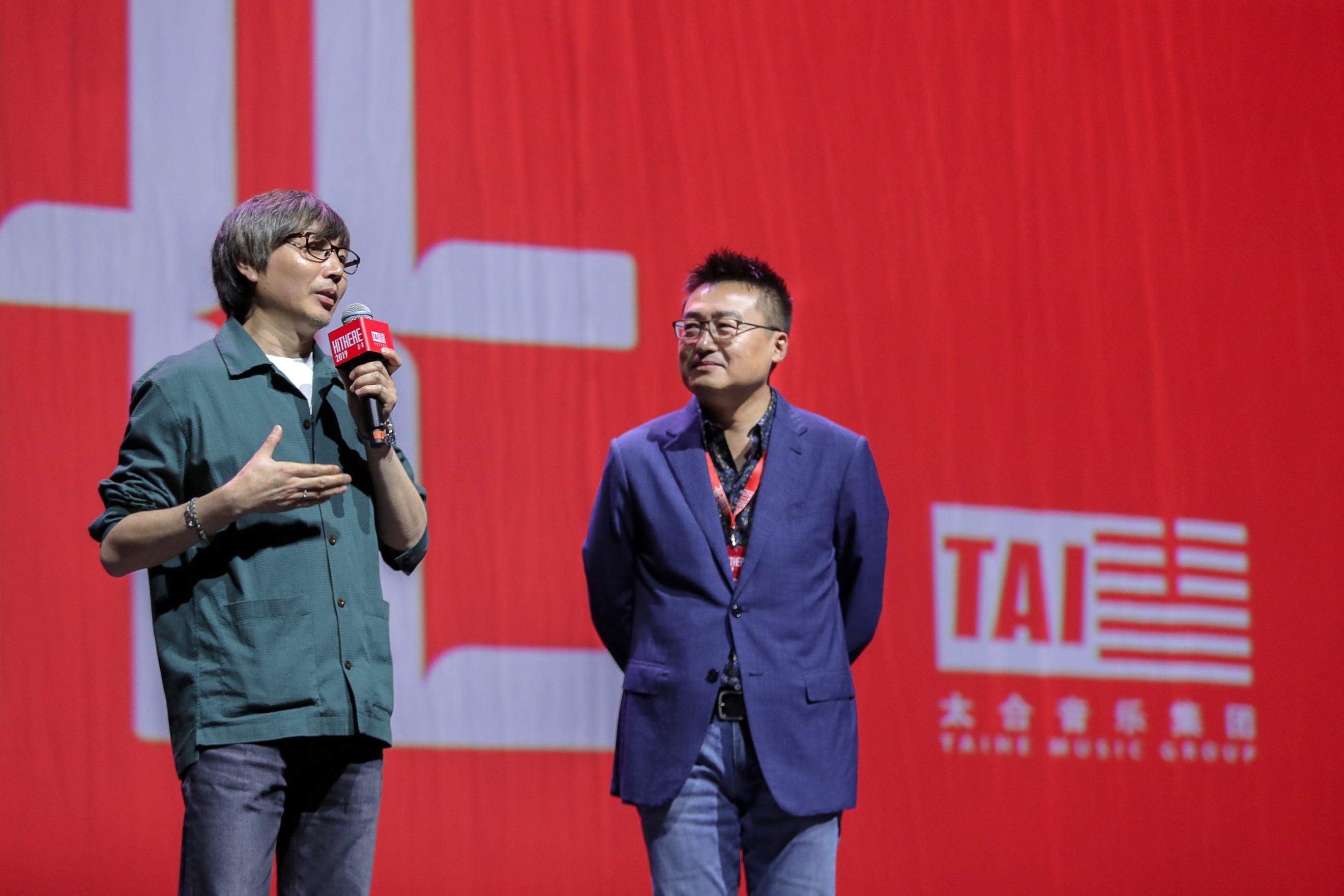 张亚东加盟太合音乐集团