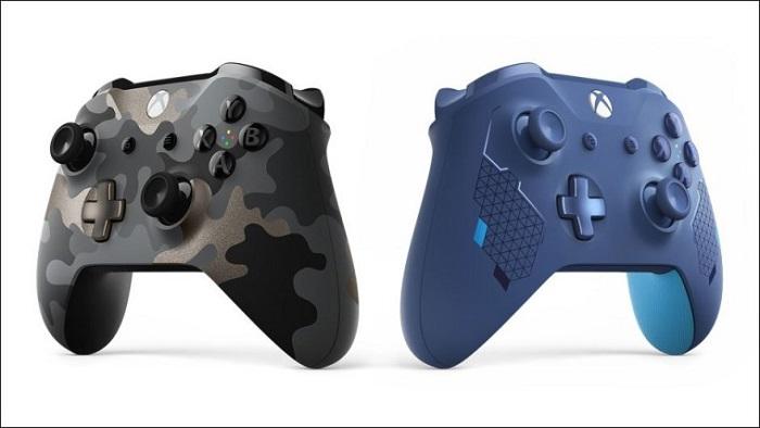 微软全新Xbox无线手柄 采用了橡胶手柄