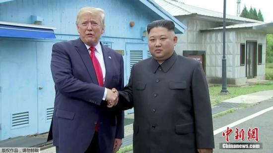 韩美联合军演将结束 美国朝鲜政策特别代表再访韩