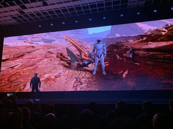 Nvidia CEO:人工智能是这个时代最强大的力量