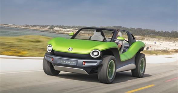 大众推出电动沙丘车 支持250公里续航里程