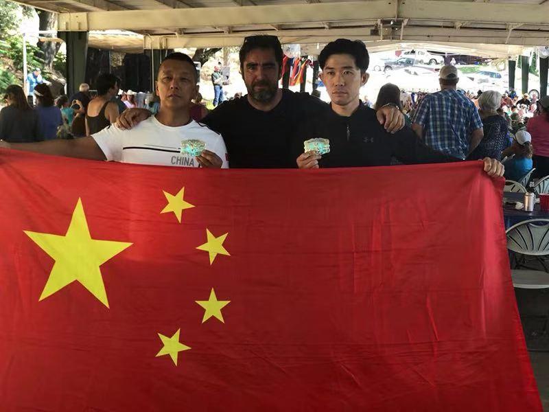 中国马术耐力赛军团征战世界最硬核耐力赛成功