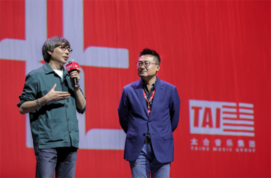 张亚东加盟太合音乐集团 担任音乐总监