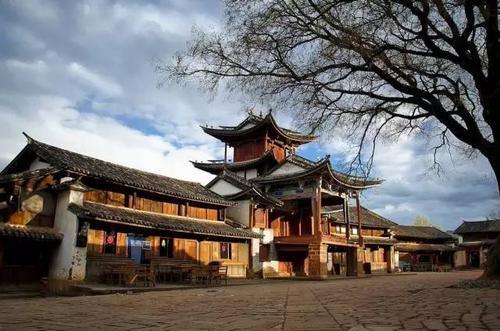 云南沙溪古镇等三家特色小镇被黄牌警告 限期3个月整改
