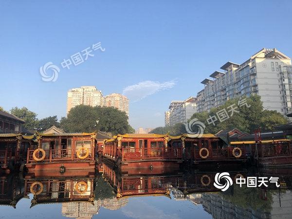 今明两天北京最高温重归30℃+ 告别暑热仍需时日