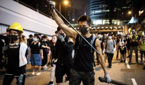九问香港这十周