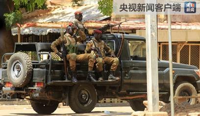 布基纳法索再遭恐怖袭击 死亡人数上升到24人