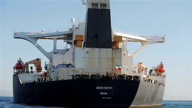 屈服于美国的威胁?希腊:不会对伊朗油轮予以协助