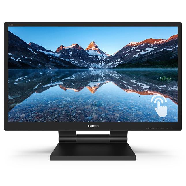飞利浦发布242B9T触屏显示器:售276美元