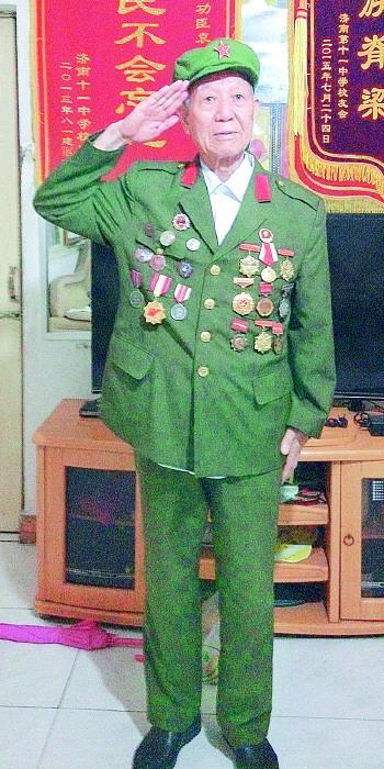 """92岁抗战英雄袁永福逝世,曾是济南战役""""八纵立功第一人"""""""