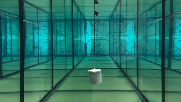 MIT研发的海底传感器由来自表面的声波提供动力