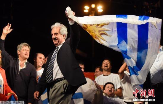 乌拉圭总统肺部发现恶性肿瘤 正在医院接受检查