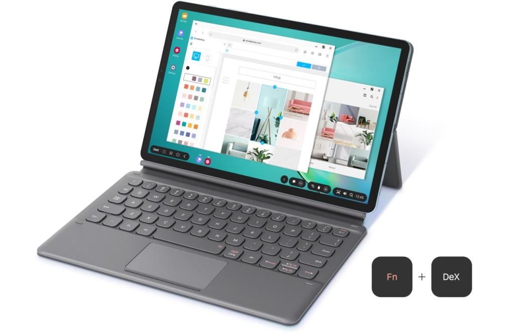 三星Galaxy Tab S6中国发布 后置双摄+屏下指纹识别