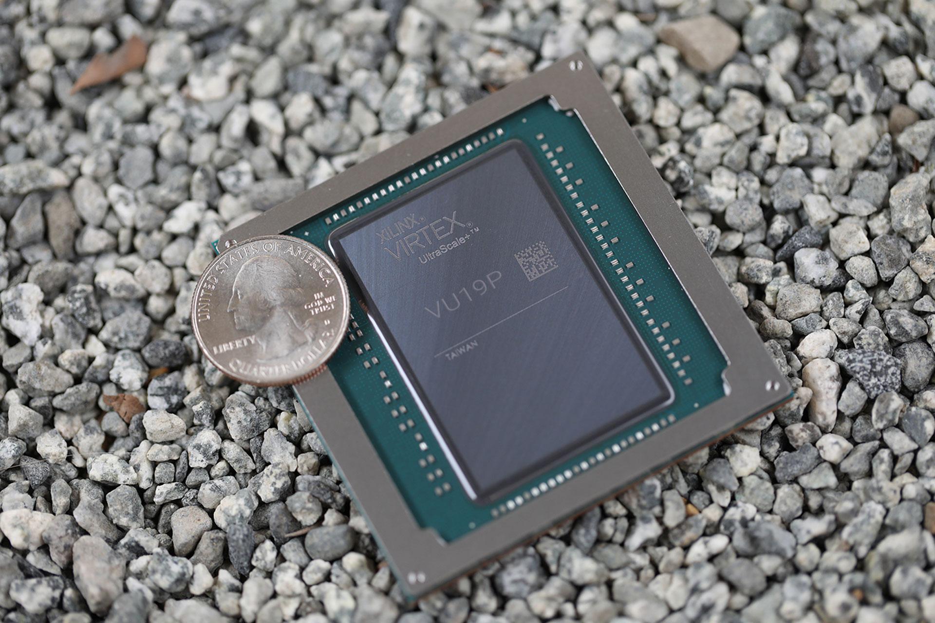 赛灵思推出全球最大FPGA:拥有350 亿个晶体管