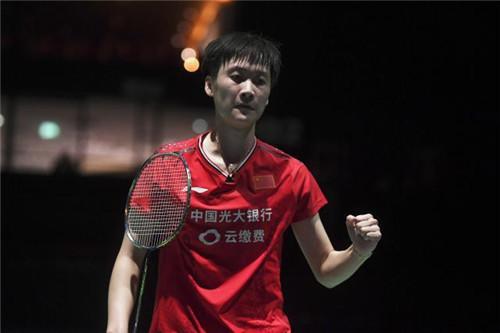 羽毛球世锦赛:中国女单三人晋级16强