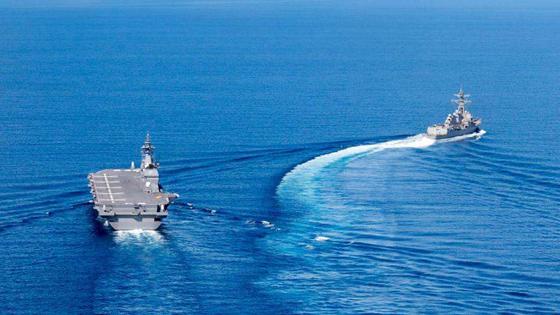 """外媒:谁在南海表现""""恶劣""""?绝不是中国"""