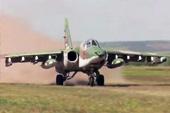 战斗机直接从草地上起飞