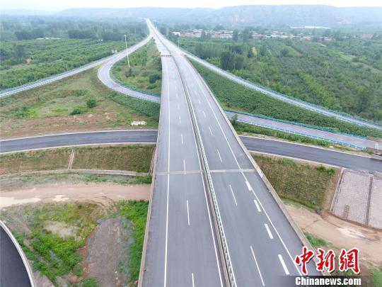 运宝高速明日通车 晋西南与豫西北省际通道打通
