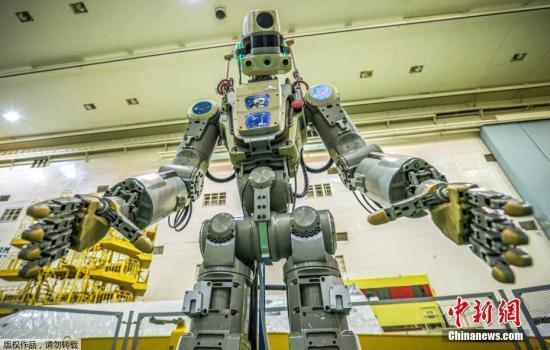 """俄媒:俄通过""""费奥多尔""""探索机器人技术未来之路"""