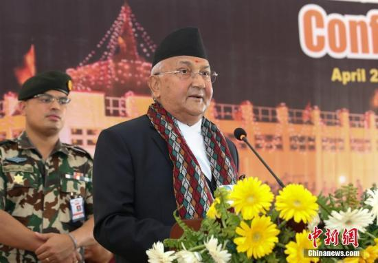 尼泊尔总理奥利再次前往新加坡接受健康检查