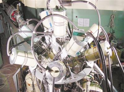 专注原子核结构研究 我国新一代伽马探测阵列开建