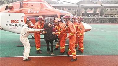 四川多地暴雨 已致8人遇难多人失联