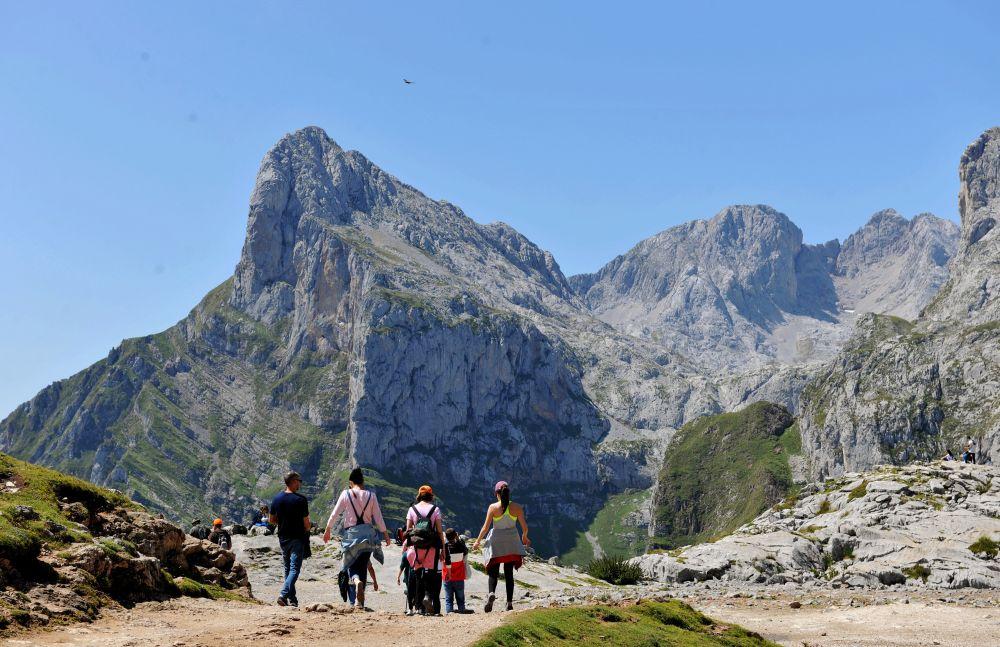 歐洲之峰:群山深處好風景