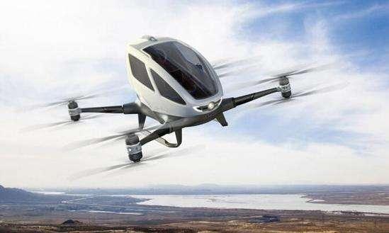 广州无人机表演有望实现常态化 未来夜游珠江或可乘飞行器