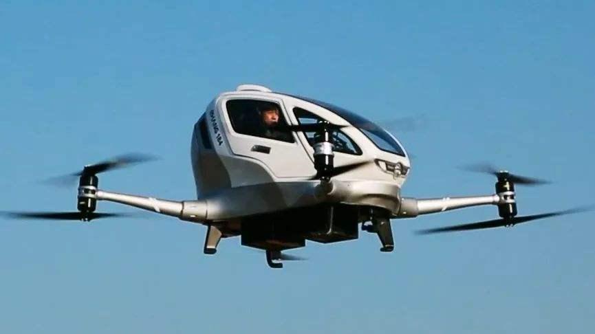 未来夜游珠江或可乘飞行器