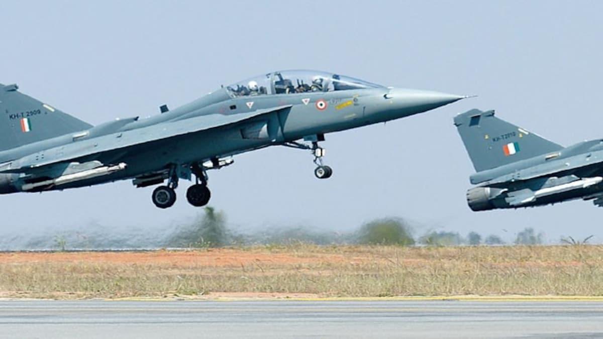 """印度将造""""4.5代""""光辉战斗机 搭载防区外武器"""