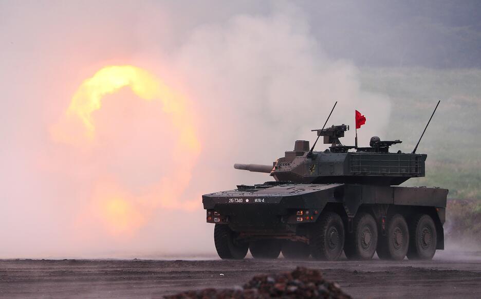 报告:2018年日本针对中国的军事部署措施一直未停
