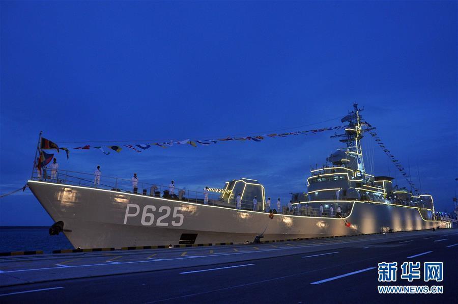 我国援赠的一艘护卫舰入列斯里兰卡水兵,武汉电竞酒店加盟-股票现在牛市