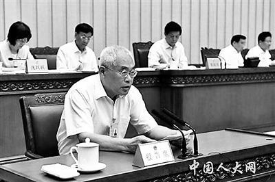 全国人大常委会审议公职人员政务处分法草案