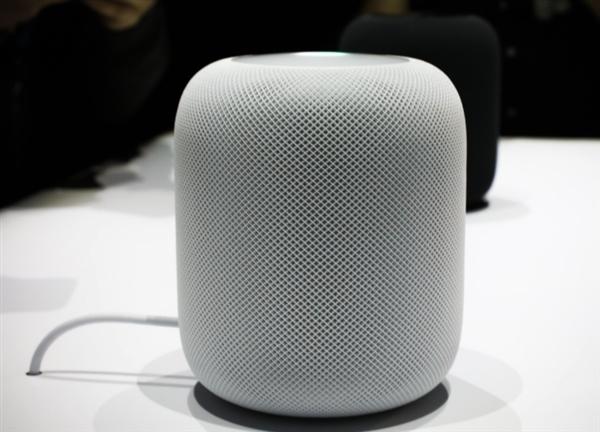 乐智网,智能音箱,苹果,HomePod