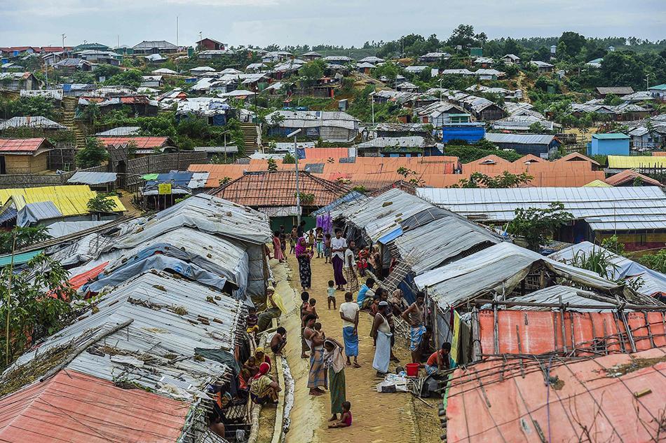 孟加拉国遣返罗兴亚难民计划受挫,无人自愿登上遣返专车