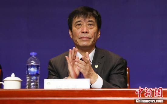 陈戌源:63岁上海老球迷,当上中国足协新主席