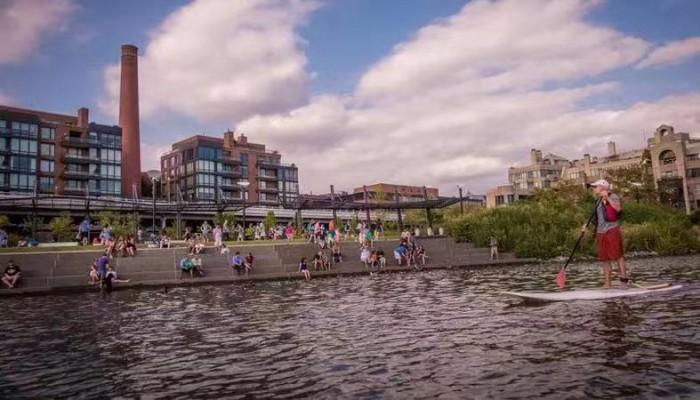 波托马克河挥桨泛舟 在华盛顿特区最古老的街区感受清凉一夏