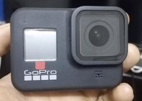 GoPro Hero8实机图曝光