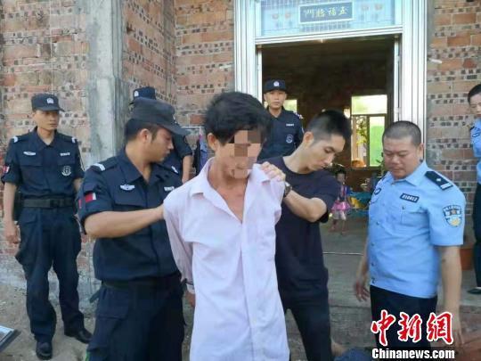 男子因生活贫困遭嘲笑而下毒杀人 约一年后被抓获归案