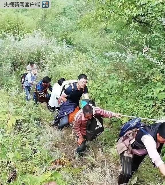 四川卧龙龙潭大坝受困人员全部安全撤出