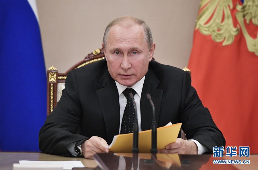 普京:俄准备对等回应美试射导弹